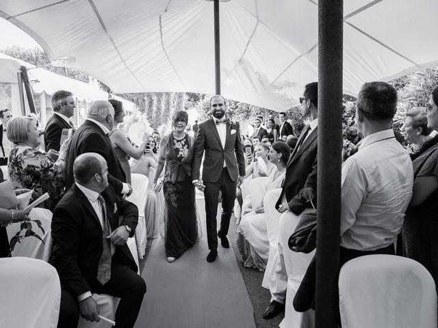 La boda de Héctor y Cristina en Palau De Plegamans, Barcelona 33