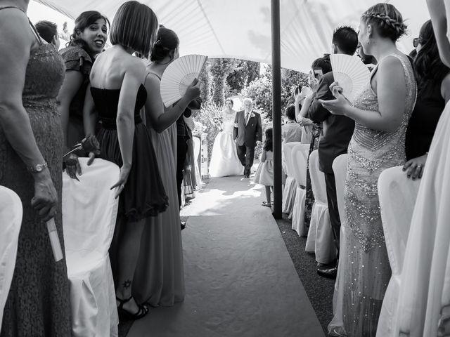 La boda de Héctor y Cristina en Palau De Plegamans, Barcelona 36