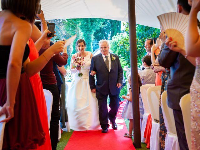 La boda de Héctor y Cristina en Palau De Plegamans, Barcelona 37