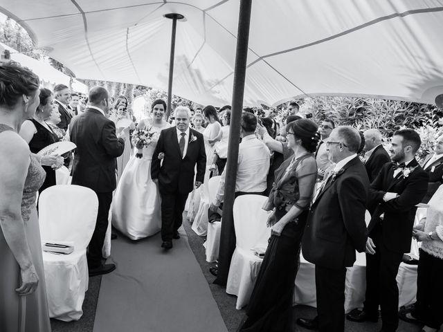 La boda de Héctor y Cristina en Palau De Plegamans, Barcelona 38