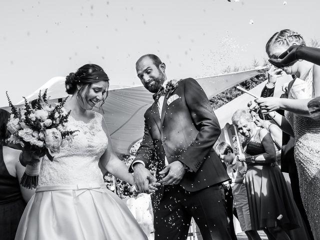La boda de Héctor y Cristina en Palau De Plegamans, Barcelona 1