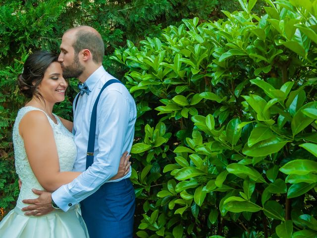 La boda de Héctor y Cristina en Palau De Plegamans, Barcelona 55