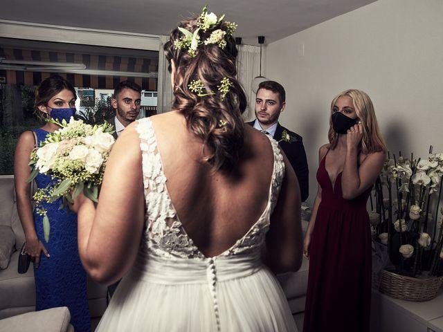 La boda de Gari y Marta en Premia De Dalt, Barcelona 29