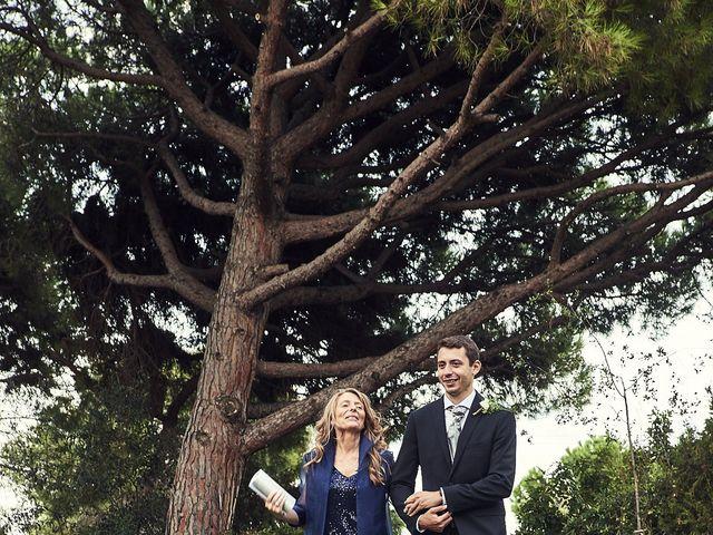 La boda de Gari y Marta en Premia De Dalt, Barcelona 35
