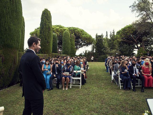 La boda de Gari y Marta en Premia De Dalt, Barcelona 36