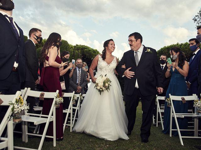 La boda de Gari y Marta en Premia De Dalt, Barcelona 41