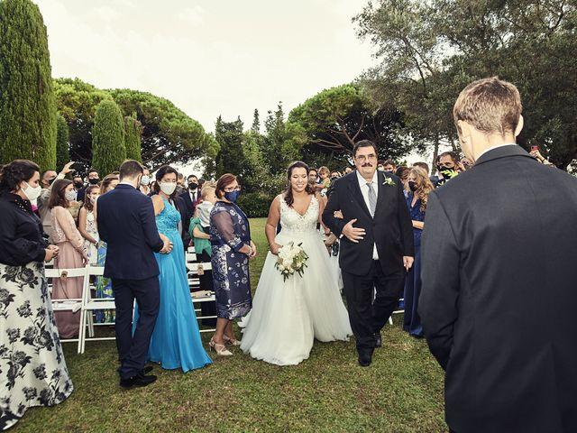La boda de Gari y Marta en Premia De Dalt, Barcelona 42
