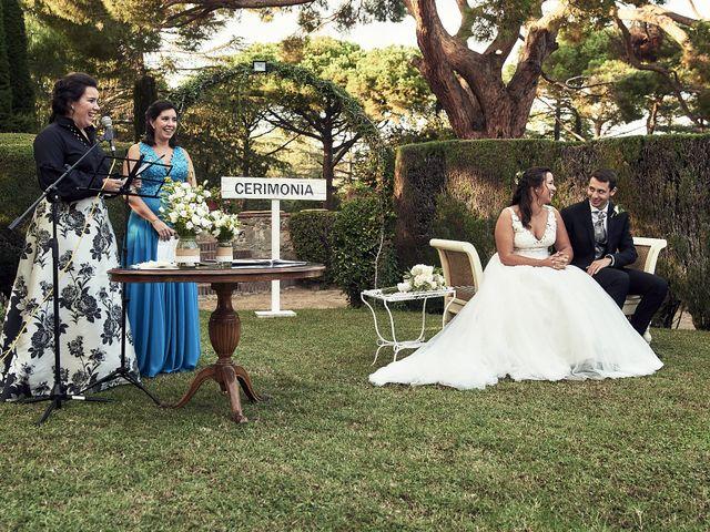 La boda de Gari y Marta en Premia De Dalt, Barcelona 43
