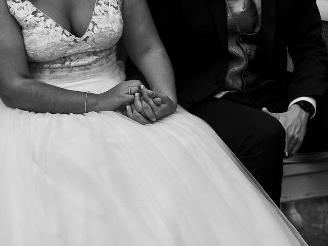La boda de Gari y Marta en Premia De Dalt, Barcelona 45