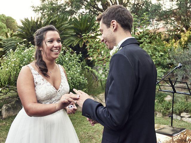 La boda de Gari y Marta en Premia De Dalt, Barcelona 46