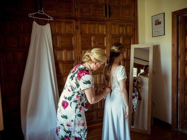 La boda de Cristina y Eduardo en Toledo, Toledo 13