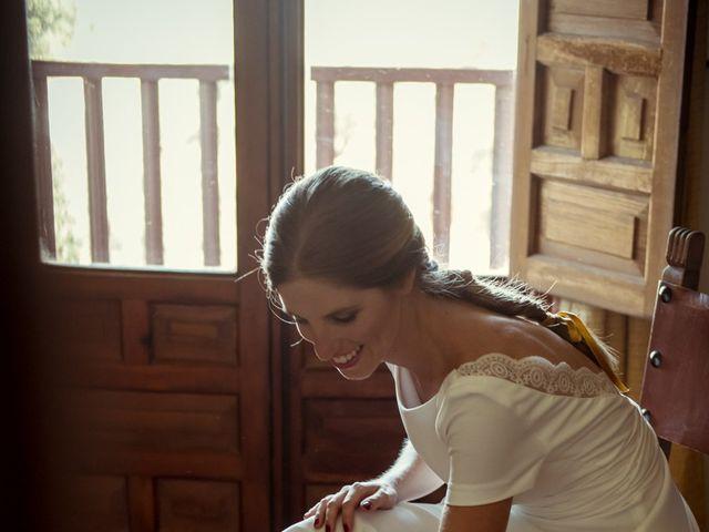 La boda de Cristina y Eduardo en Toledo, Toledo 21
