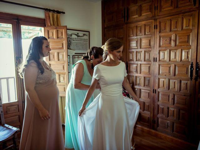 La boda de Cristina y Eduardo en Toledo, Toledo 28