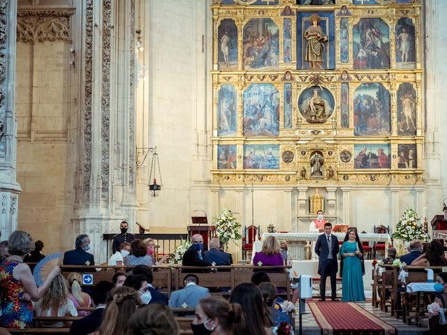 La boda de Cristina y Eduardo en Toledo, Toledo 38