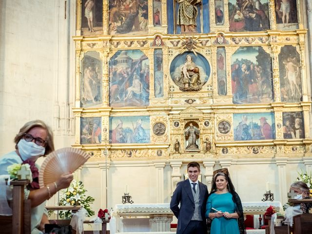 La boda de Cristina y Eduardo en Toledo, Toledo 39