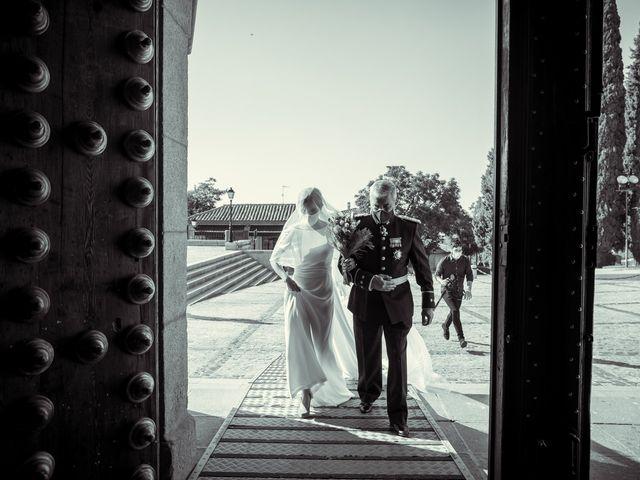 La boda de Cristina y Eduardo en Toledo, Toledo 42