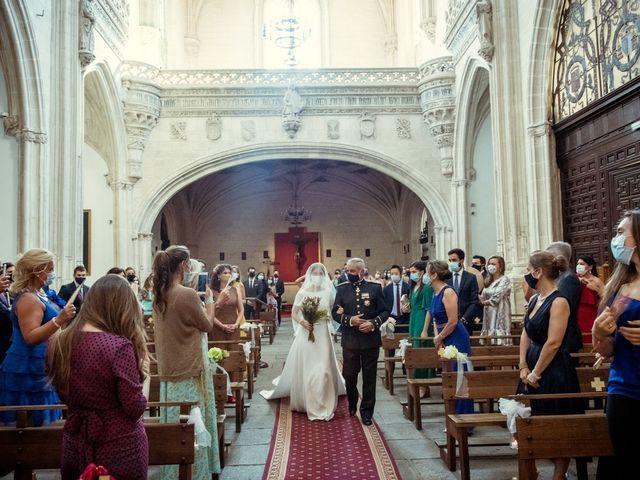 La boda de Cristina y Eduardo en Toledo, Toledo 43