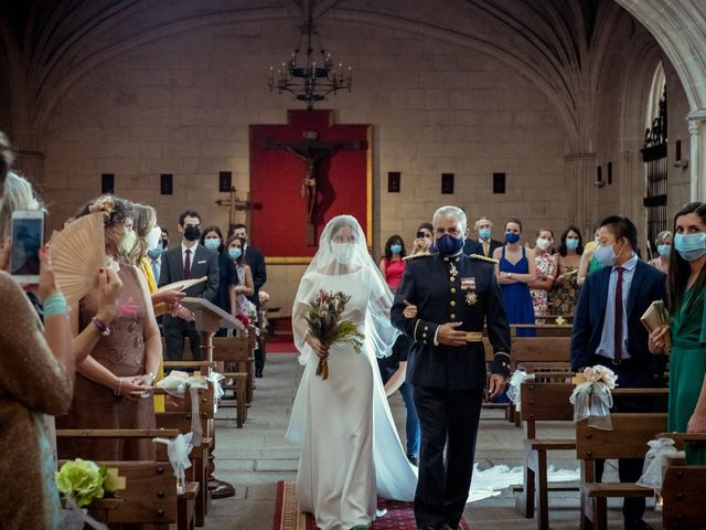La boda de Cristina y Eduardo en Toledo, Toledo 44