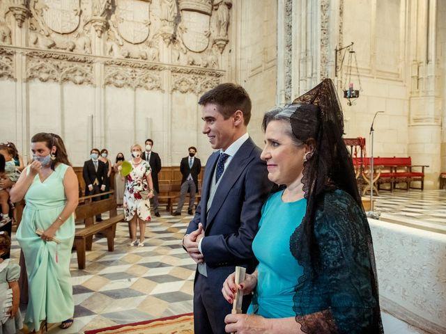 La boda de Cristina y Eduardo en Toledo, Toledo 45