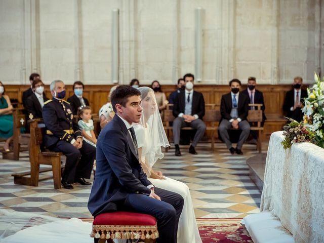 La boda de Cristina y Eduardo en Toledo, Toledo 52