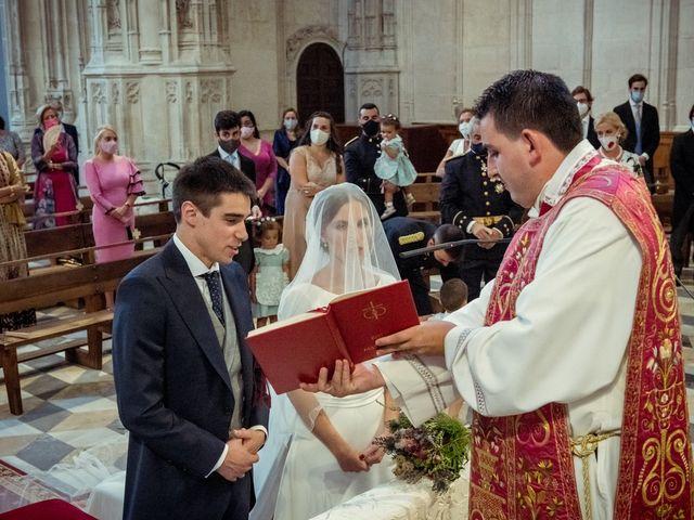 La boda de Cristina y Eduardo en Toledo, Toledo 53