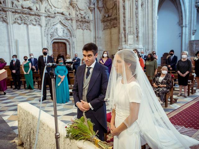 La boda de Cristina y Eduardo en Toledo, Toledo 54