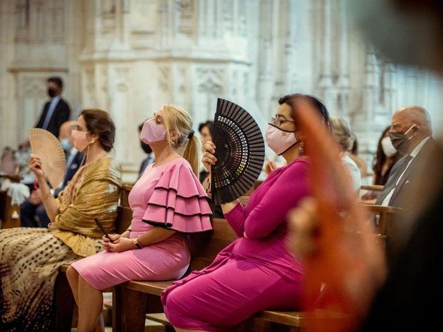 La boda de Cristina y Eduardo en Toledo, Toledo 55