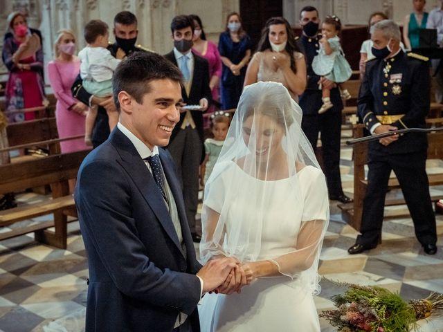 La boda de Cristina y Eduardo en Toledo, Toledo 58