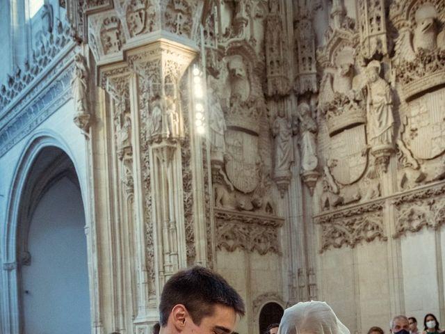 La boda de Cristina y Eduardo en Toledo, Toledo 61