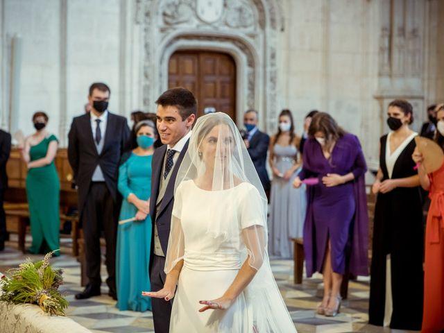 La boda de Cristina y Eduardo en Toledo, Toledo 63