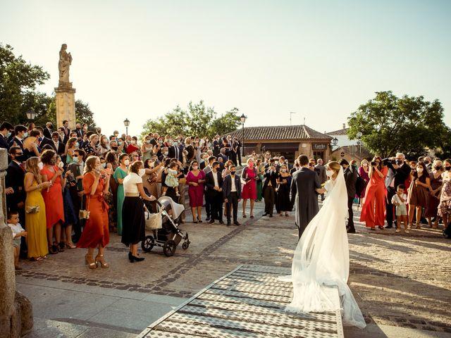 La boda de Cristina y Eduardo en Toledo, Toledo 67