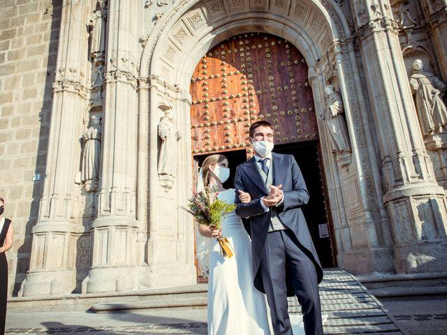 La boda de Cristina y Eduardo en Toledo, Toledo 68