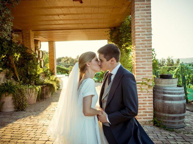 La boda de Cristina y Eduardo en Toledo, Toledo 78