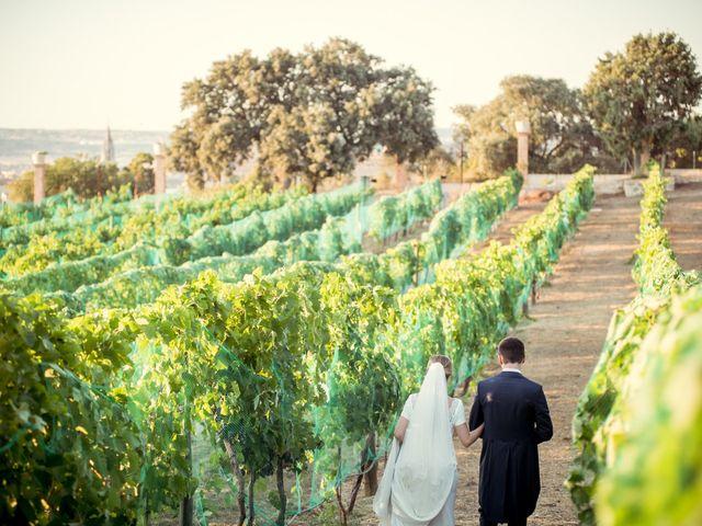 La boda de Cristina y Eduardo en Toledo, Toledo 81