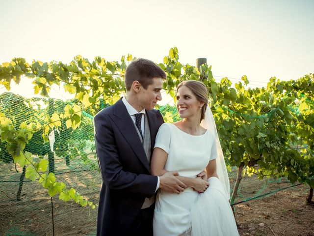 La boda de Cristina y Eduardo en Toledo, Toledo 82