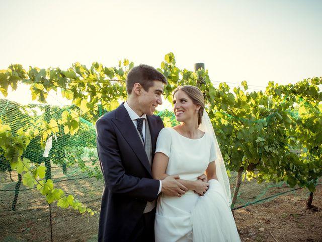 La boda de Cristina y Eduardo en Toledo, Toledo 85