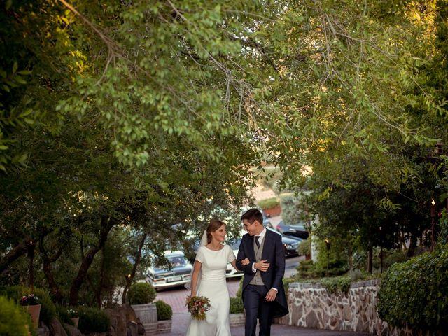 La boda de Cristina y Eduardo en Toledo, Toledo 90