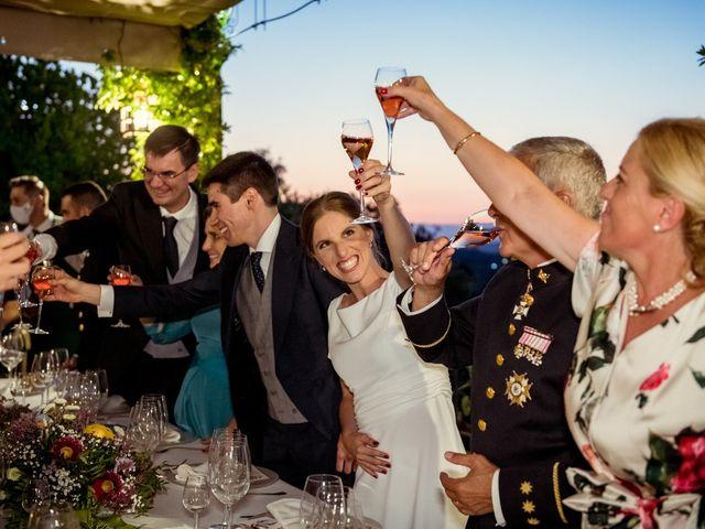 La boda de Cristina y Eduardo en Toledo, Toledo 105