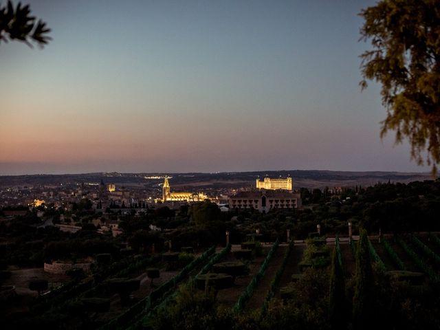 La boda de Cristina y Eduardo en Toledo, Toledo 106