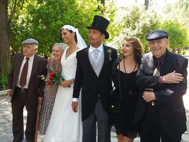 La boda de Kathy y Mario