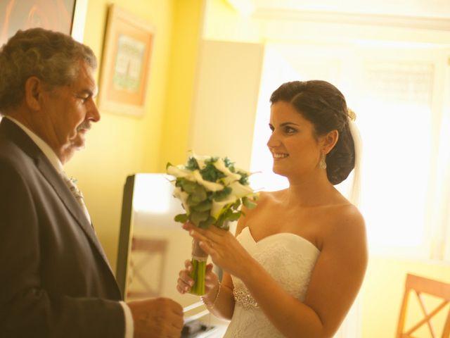 La boda de Jesus y Natalia en Puerto Real, Cádiz 16