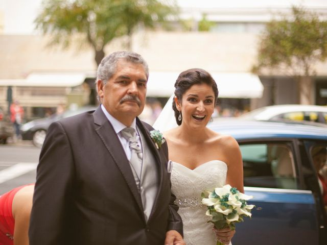 La boda de Jesus y Natalia en Puerto Real, Cádiz 21