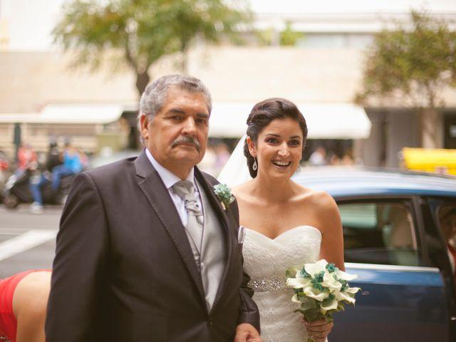 La boda de Jesus y Natalia en Puerto Real, Cádiz 22