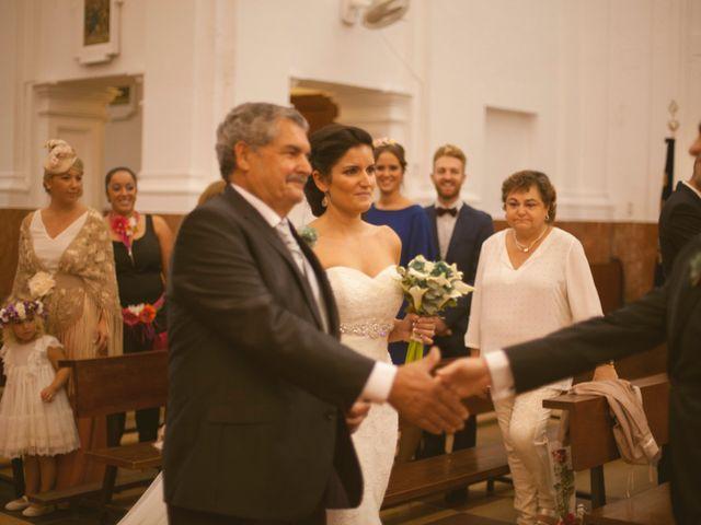 La boda de Jesus y Natalia en Puerto Real, Cádiz 27