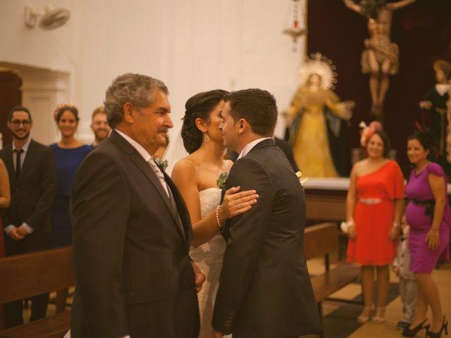 La boda de Jesus y Natalia en Puerto Real, Cádiz 29