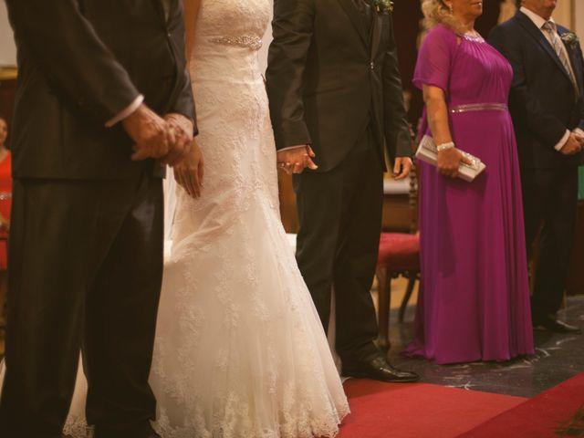 La boda de Jesus y Natalia en Puerto Real, Cádiz 31
