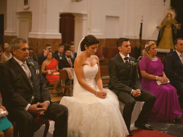 La boda de Jesus y Natalia en Puerto Real, Cádiz 33