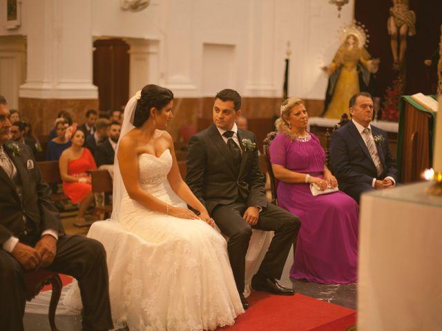 La boda de Jesus y Natalia en Puerto Real, Cádiz 36