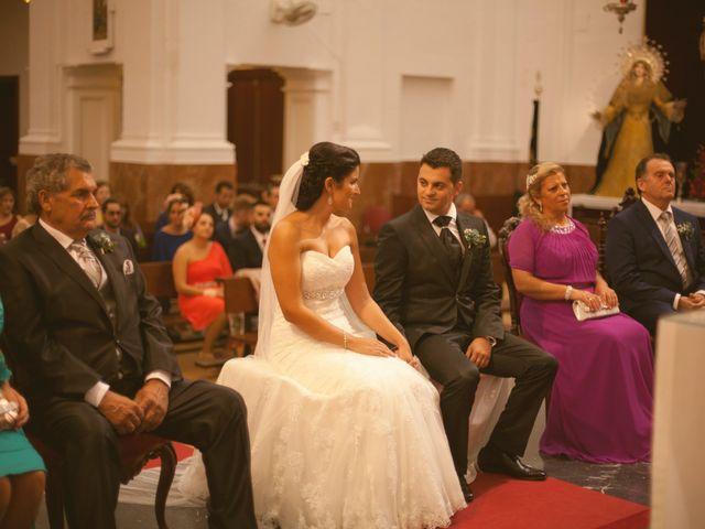 La boda de Jesus y Natalia en Puerto Real, Cádiz 37