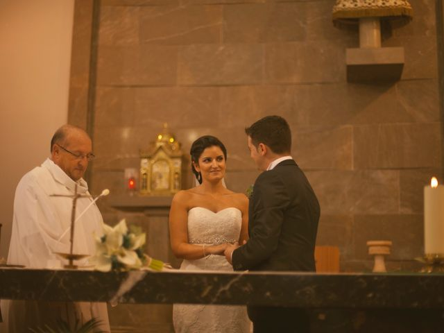 La boda de Jesus y Natalia en Puerto Real, Cádiz 41